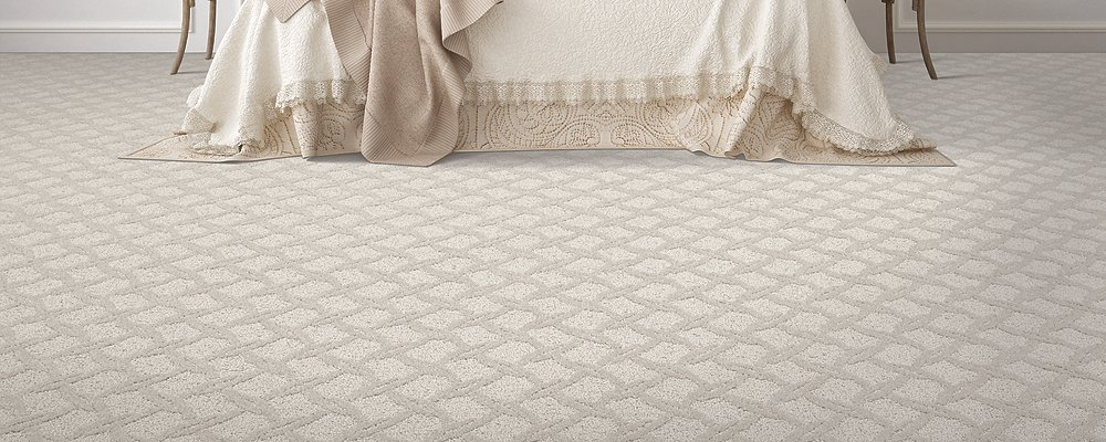 Room Scene of Polished Trellis - Carpet by Mohawk Flooring