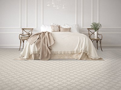 Room Scene of Polished Trellis - Carpet by Mohawk Flooring
