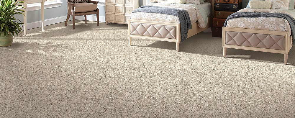 Room Scene of Precious Expression - Carpet by Mohawk Flooring