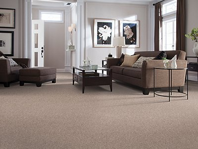 Room Scene of Intriguing Array - Carpet by Mohawk Flooring