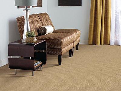 Room Scene of Sharp Composition - Carpet by Mohawk Flooring