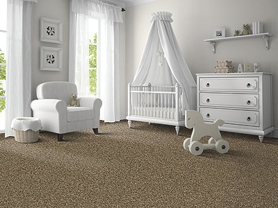 Room Scene of Soft Fascination II - Carpet by Mohawk Flooring