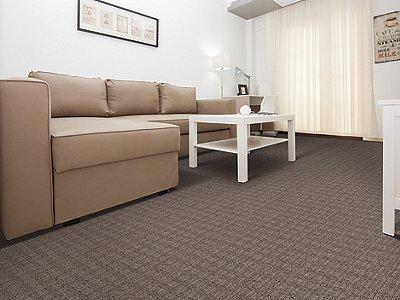 Room Scene of Sheer Genius - Carpet by Mohawk Flooring