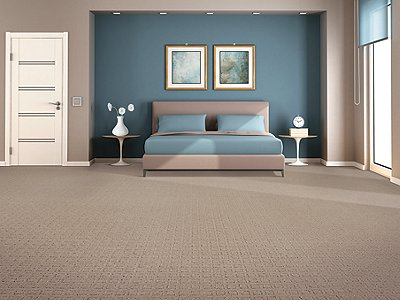 Room Scene of Angelic Charisma - Carpet by Mohawk Flooring
