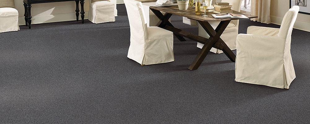 Room Scene of Woodcroft I - Carpet by Mohawk Flooring