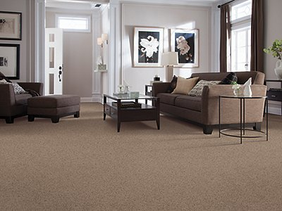 Room Scene of Colorful Design - Carpet by Mohawk Flooring