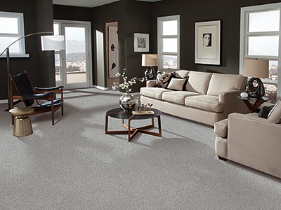 Room Scene of Soft Attraction I - Carpet by Mohawk Flooring