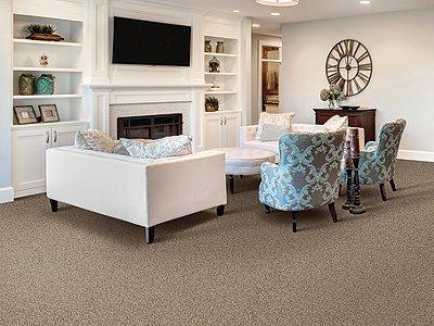 Room Scene of Ideal Elegance - Carpet by Mohawk Flooring