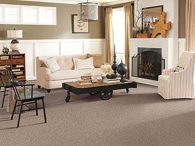 Room Scene of Island Delight II - Carpet by Mohawk Flooring