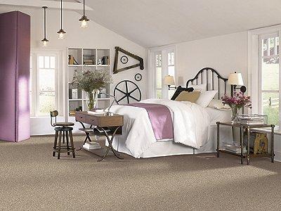 Room Scene of Flawless Design - Carpet by Mohawk Flooring