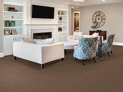 Room Scene of Exquisite Shades - Carpet by Mohawk Flooring