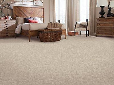 Room Scene of Exquisite Tones - Carpet by Mohawk Flooring