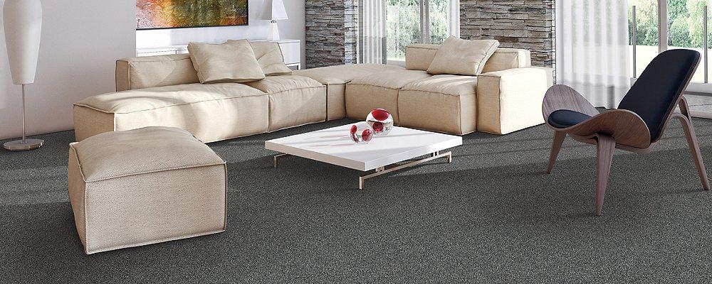 Room Scene of Relaxed Comfort I - Carpet by Mohawk Flooring