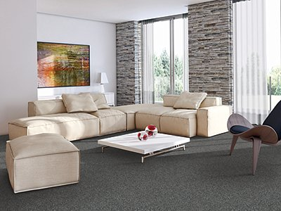 Room Scene of North Village I - Carpet by Mohawk Flooring