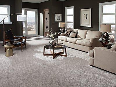 Room Scene of Soft Creation III - Carpet by Mohawk Flooring