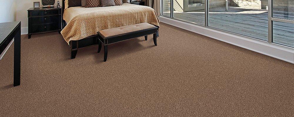 Room Scene of Pure Blend I - Carpet by Mohawk Flooring