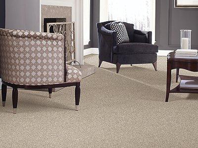 Room Scene of Pure Blend II - Carpet by Mohawk Flooring