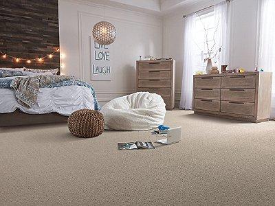 Room Scene of Exquisite Charm - Carpet by Mohawk Flooring
