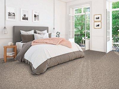 Room Scene of Soft Approach I - Carpet by Mohawk Flooring
