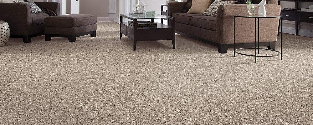 Room Scene of Neutral Base - Carpet by Mohawk Flooring
