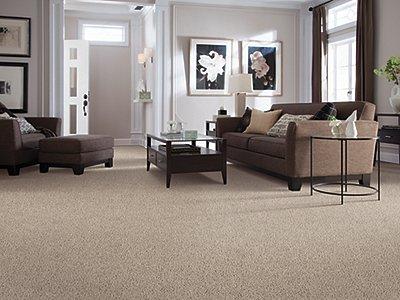 Room Scene of Neutral Base - Carpet by Mohawk Flooring