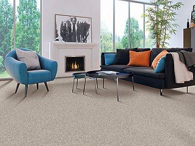 Room Scene of Free Spirit I - Carpet by Mohawk Flooring