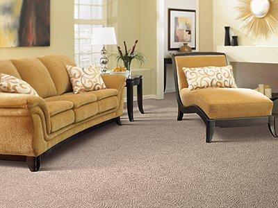 Room Scene of Right Direction - Carpet by Mohawk Flooring