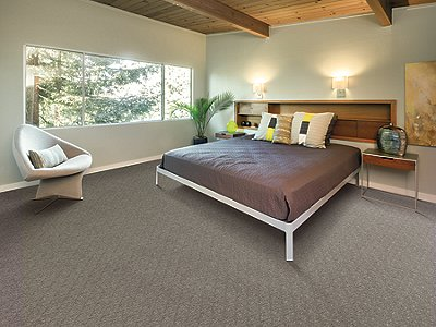 Room Scene of Soft Connection - Carpet by Mohawk Flooring