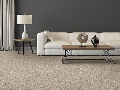 Room Scene of Thrilling Design I - Carpet by Mohawk Flooring