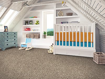 Room Scene of Soft Influence II - Carpet by Mohawk Flooring