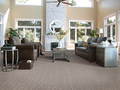 Room Scene of Impressive Edge - Carpet by Mohawk Flooring