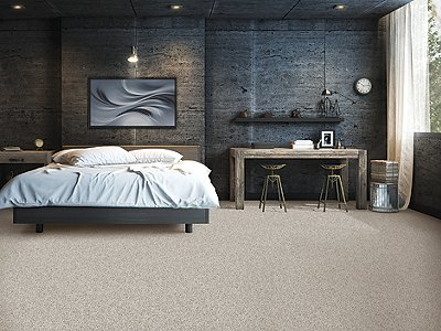 Room Scene of Casual Essence I - Carpet by Mohawk Flooring