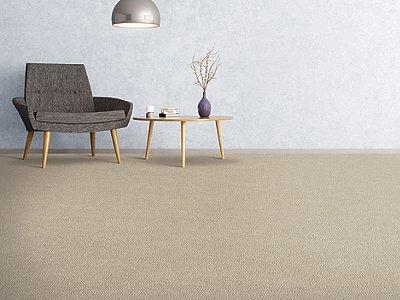 Room Scene of Soft Enchantment - Carpet by Mohawk Flooring