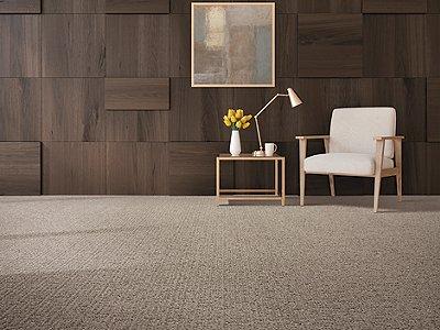Room Scene of Stylish Edge - Carpet by Mohawk Flooring