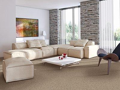 Room Scene of Organic Attraction II - Carpet by Mohawk Flooring