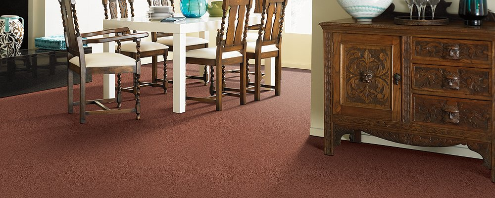 Room Scene of Calming Retreat - Carpet by Mohawk Flooring