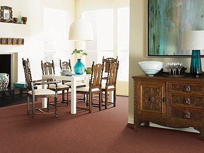 Room Scene of Calming Retreat - Carpet by Mohawk Flooring