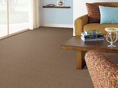 Room Scene of Defined Essence - Carpet by Mohawk Flooring