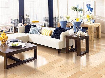 Room Scene of Breslin Soft Scrape Uniclic - Hardwood by Mohawk Flooring