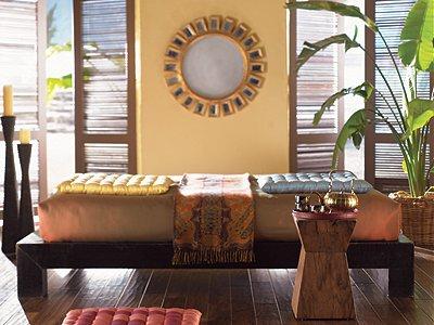 Room Scene of Zanzibar  Engineered Wood Flr  5 Elm - Hardwood by Mohawk Flooring