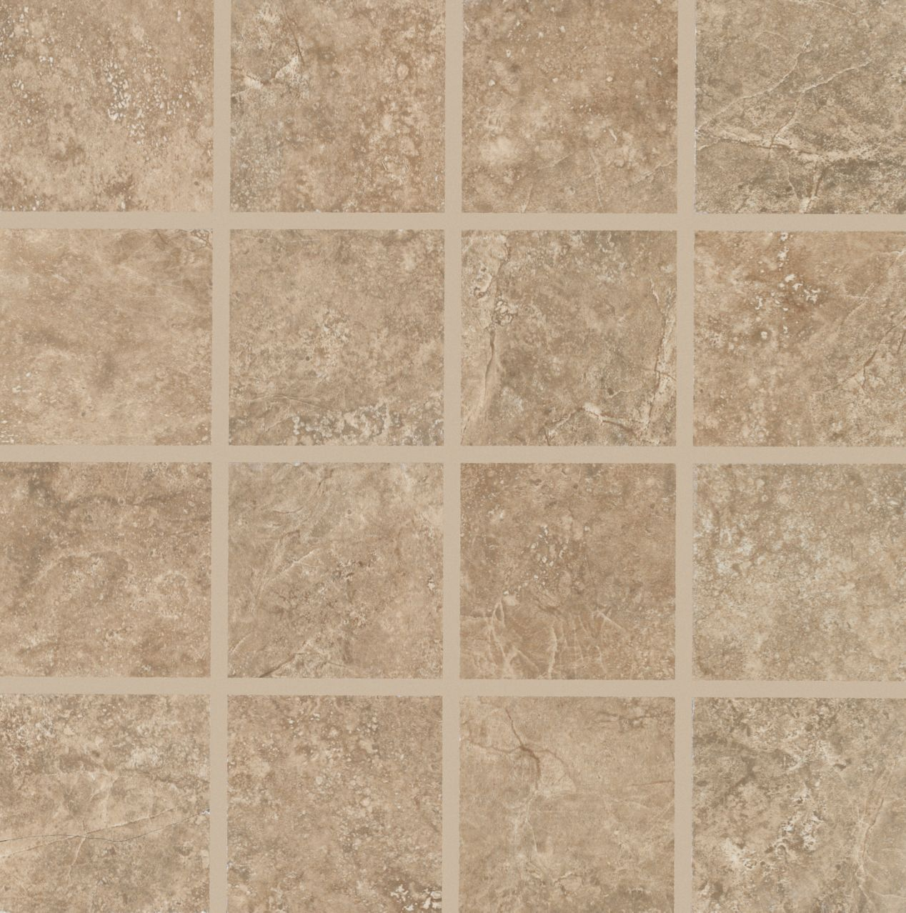Mclean Floor Tile Spiced Noce