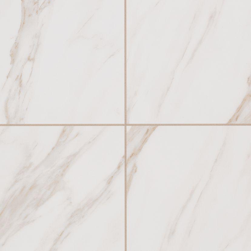 Bertolino Floor Bianco Cararra