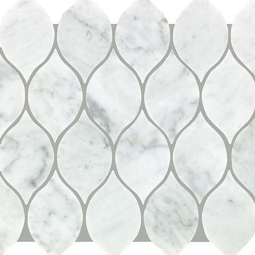 Chateau Elegant Bianco Carrara