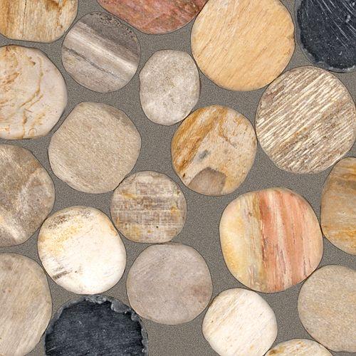Pebble Brooke Fossil Wood