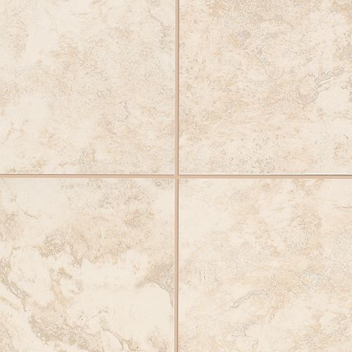 Mohawk Industries Pacardie Floor White Linen Ceramic & Porcelain ...