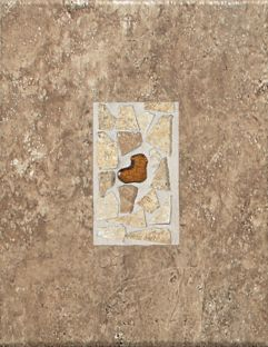 Delanova Wall Tile Spiced Noce