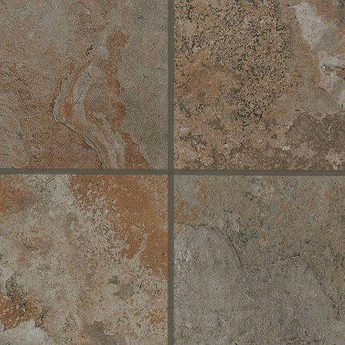Mohawk Industries Trivero Everest Brown Ceramic Porcelain Tile