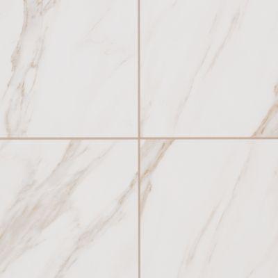 Bogerra Floor Bianco Cararra