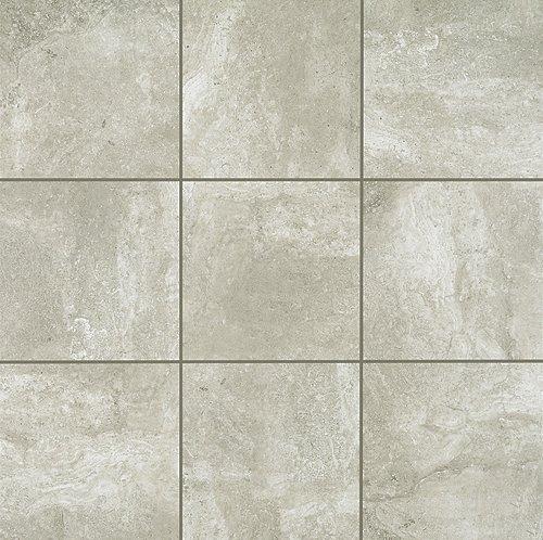 Vesanni in Luna Grey - Tile by Mohawk Flooring