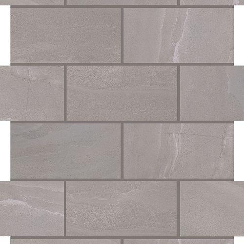 Mohawk Industries Grand Terrace Luxury Gray Matte Ceramic